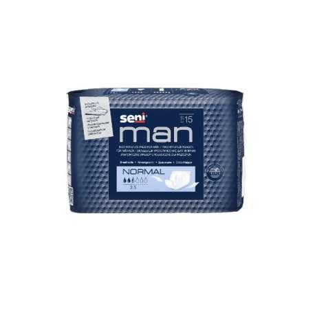 Wkładki urologiczne Seni Man Normal 15szt. TZMO