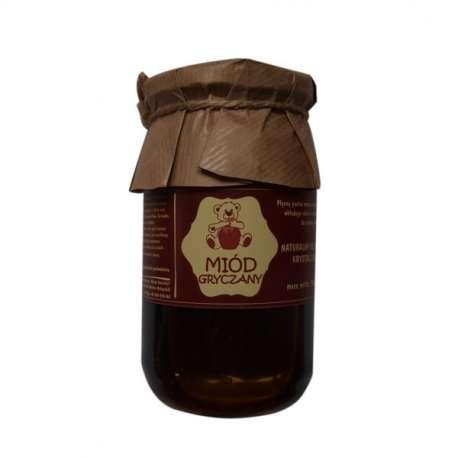Sklep medyczny - Miód gryczany 1kg - Miody Dworskie - miody karpackie - Niska cena!