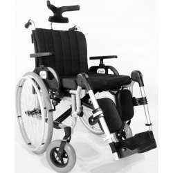 Wózek inwalidzki Barracuda stabilizujący plecy i głowę MOBILEX