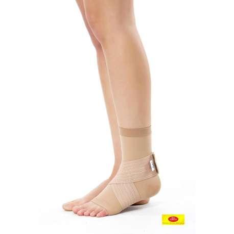 Sklep medyczny- Opaska elastyczna staw skokowy bezszwowa- PANI TERESA - opaska elastyczna stawu skokowego- Tanio!