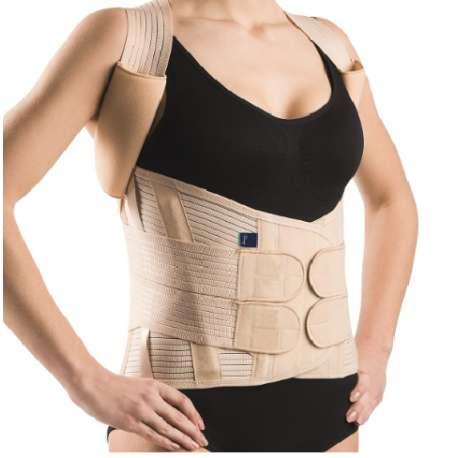 Wysoka orteza piersiowo-lędźwiowo-krzyżowa regulowana TGO-R WSLK-R 704 TIMAGO