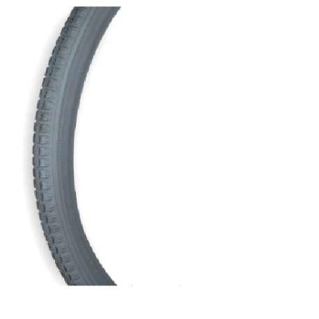 Opona szara, 24x1.3/8, ETRTO-Nr 37-540, profil lekka kostka RECOMEDIC