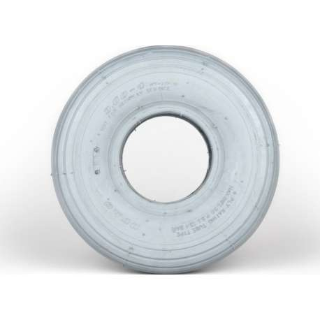 Opona szara 3.00-4 (260x85), 4 PR, profil kostka RECOMEDIC