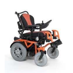 Wózek elektryczny pokojowo terenowy SPRINGER LIFT 10km/h VERMEIREN