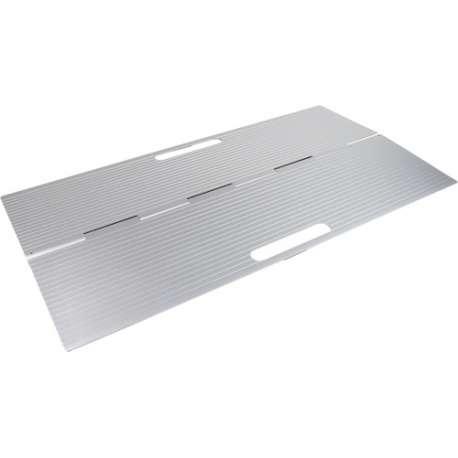 Rampy progowe aluminiowe typu DOORSTEP DS4076 MOBILEX