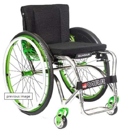 Wózek inwalidzki aktywny dziecięcy Quasar KID OFFCARR MOBILEX