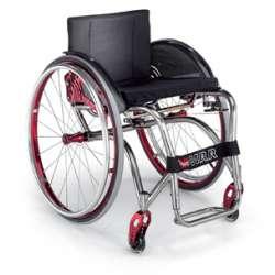 Wózek inwalidzki aktywny Funky OFFCARR