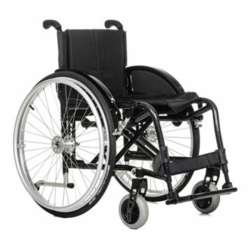 Wózek inwalidzki ze stopów lekkich X1 MEYRA