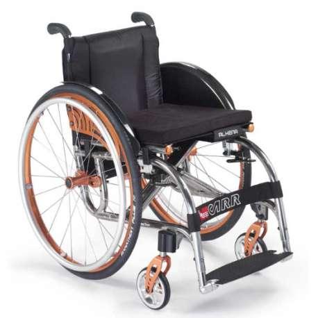 Wózek inwalidzki aktywny Alhena OFFCARR