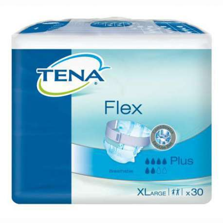Pieluchomajtki Tena Flex Plus XL 30 szt