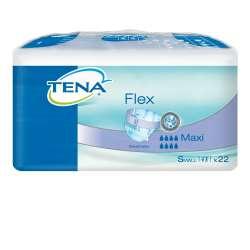 Sklep medyczny - Pieluchomajtki Tena Flex Maxi S 22 szt. SCA - TENA - Pieluchomajtki dla dorosłych - Refundacja NFZ - Niska cena