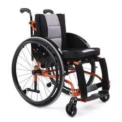 Wózek inwalidzki ze stopów lekkich AMIGO MEYRA