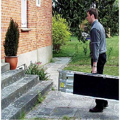 Rampa składana w walizkę 1,8m MOBILEX