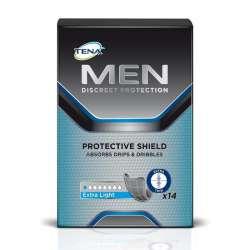 Sklep medyczny - Wkładki urologiczne Tena Men Level 0 14 szt. SCA - TENA - Wkładki urologiczne męskie - Refundacja NFZ - Tanio