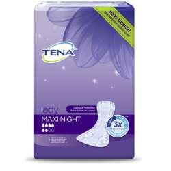 Wkładki urologiczne Tena Lady Maxi Night 12 szt. SCA
