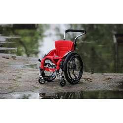 Wózek inwalidzki aktywny dziecięcy GTM Smyk GTM MOBIL