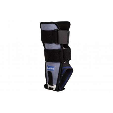 Stabilizator ortopedyczny stawu skokowego z paskami wzmacniającymi Thuasne Ligastrap Immo
