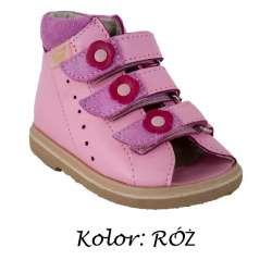Sandałki ortopedyczne dla dzieci 932-12/Z rozm. 19-24 RENA