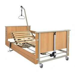 Łóżko AKS D4 z niskim progiem LEVICARE
