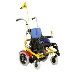 Elektryczny wózek inwalidzki dla dzieci Skippi OTTOBOCK