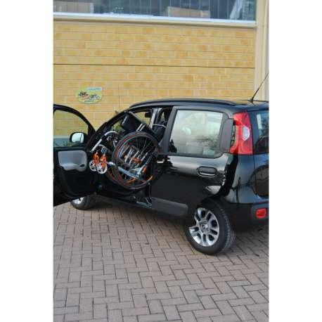 Podnośnik samochodowy - Automatyczny system ładowania wózka LEVICARE