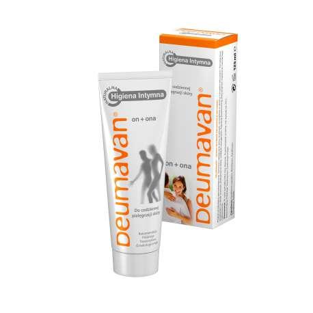 Sklep medyczny - Maść pielęgnacyjna DEUMAVAN - naturalne kosmetyki - do higieny intymnej - Niska cena!