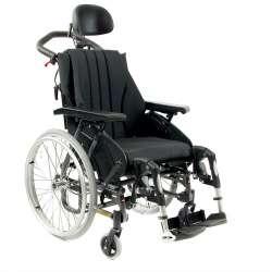 Wózek inwalidzki Aluminiowo - stalowy Breezy Emineo Sunrise Medical