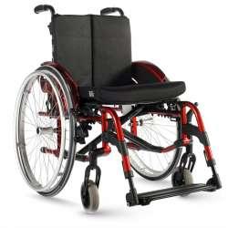 Wózek inwalidzki aluminiowy QUICKIE HeliX 2 Sunrise Medical