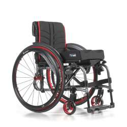 Wózek inwalidzki Aluminiowy QUICKIE Life Sunrise Medical