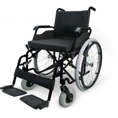 Stalowy, wózek inwalidzki ECON 220