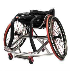 Wózek inwalidzki aluminiowy sportowy RGK Elite Sunrise Medical