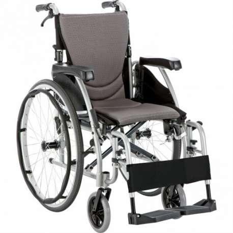 Wózek inwalidzki aluminiowy KARMA S-ERGO 125
