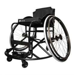 Wózek inwalidzki stalowy sportowy RGK Club Sport Sunrise Medical