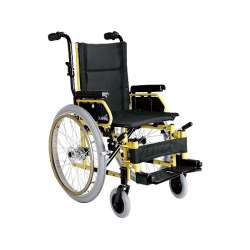 Wózek inwalidzki aluminiowy dziecięcy KARMA KM-7520 ANTAR