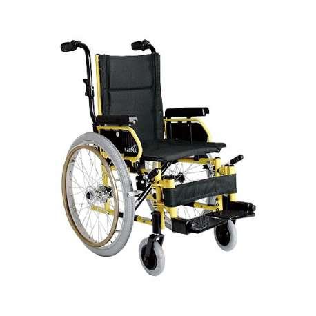 Wózek inwalidzki aluminiowy KARMA KM-7520