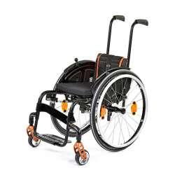 Wózek inwalidzki Aluminiowy dziecięcy Zipie Simba Sunrise Medical