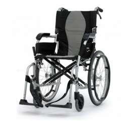 Podróżny wózek inwalidzki o wadze 10 kg KARMA ERGOLITE KM-2512 ANTAR