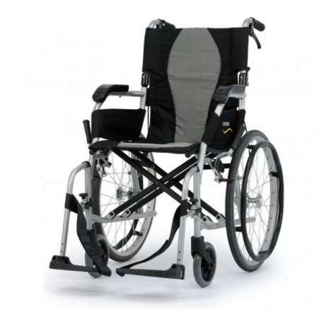 Podróżny wózek inwalidzki o wadze 10 kg KARMA ERGOLITE KM-2512