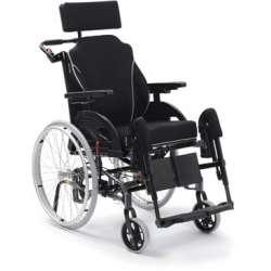 Sklep medyczny - Wózek inwalidzki specjalny stabilizujący plecy i głowę Netti 4U CED - MOBILEX - Tanio