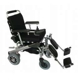 Wózek inwalidzki elektryczny e–throne rozmiar X-XL - E-VOOLT