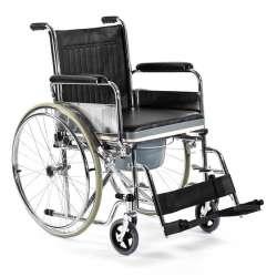 Wózek inwalidzki toaletowy FS 681 / FS 681U TIMAGO
