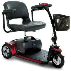 Skuter inwalidzki elektryczny PRIDE Go-Go Elite Traveller Plus MOBILEX