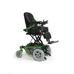 Sklep medyczny - Wózek z napędem elektrycznym na przednie koła terenowy TIMIX - VERMEIREN - elektryczne wózki inwalidzkie -Tanio
