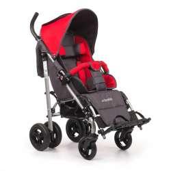 Wózek inwalidzki specjalny dziecięcy aluminiowy (koła piankowe) UMBRELLA DRVG0C VITEA CARE