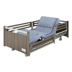 Łóżko rehabilitacyjne elektryczne LEO PRIME LEO 01-05 Typ S REHABED