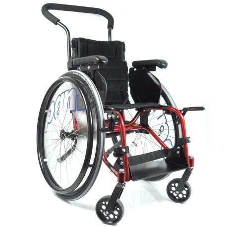 Wózek inwalidzki aktywny dla dzieci Panthera Bambino APCO