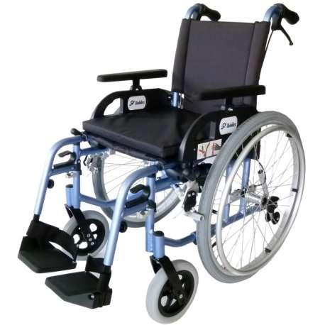 Wózek inwalidzki aluminiowy Flipper MOBILEX