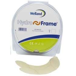 Półpierścienie uszczelniająco-gojące Welland Hydroframe bezalkoholowe z miodem Manuka WELLAND MEDICAL