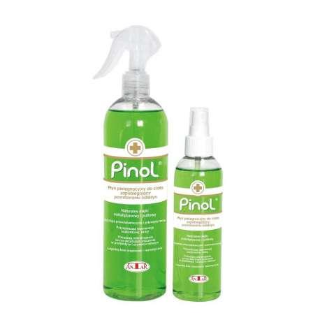 Pinol – płyn pielęgnacyjny do ciała zapobiegający powstawaniu odleżyn ANTAR