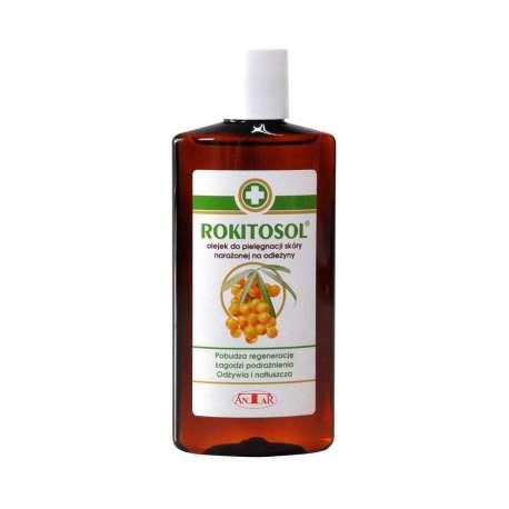 Rokitosol - olejek do pielęgnacji skóry narażonej na odleżyny ANTAR